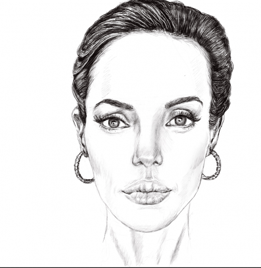 Angelina Jolie by Linnette555